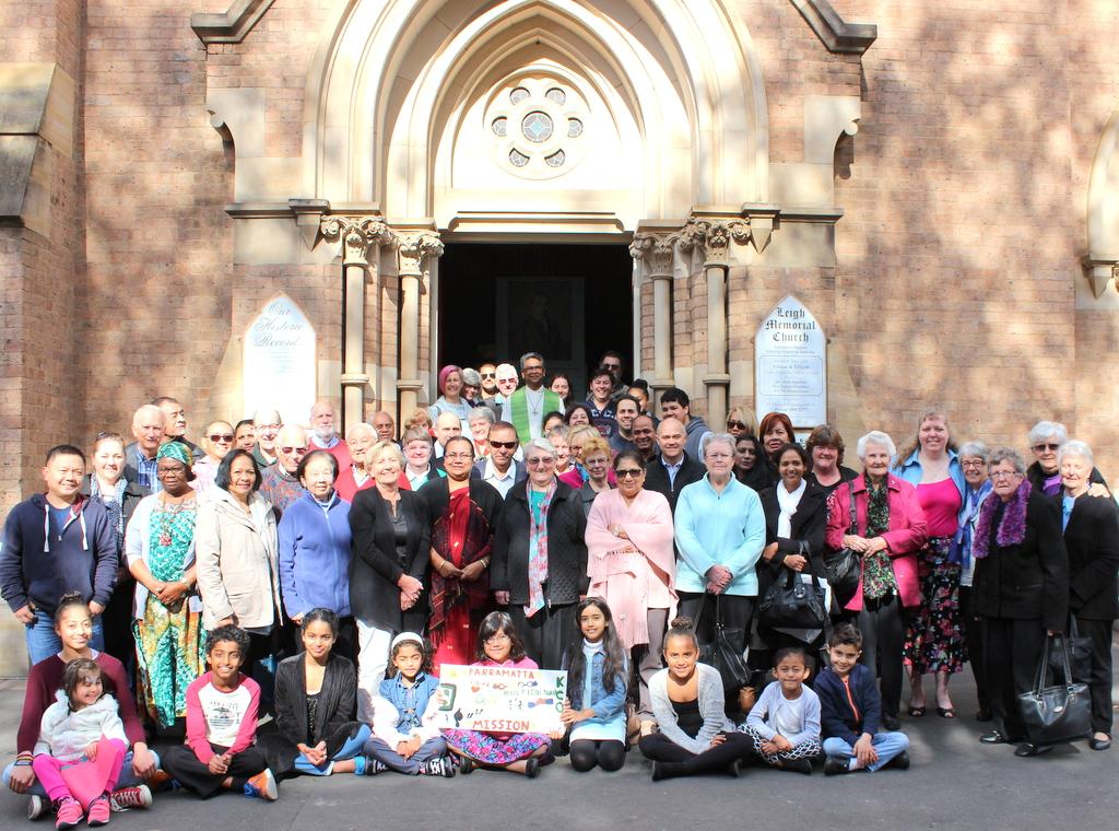 Leigh Congregation