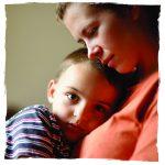 PM mum and child